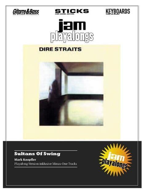 Knopfler Sultan Of Swing by Knopfler Dire Straits Sultans Of Swing Gitarre
