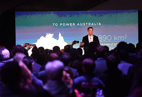 elon musk mega battery tesla mega battery in australia by car magazine