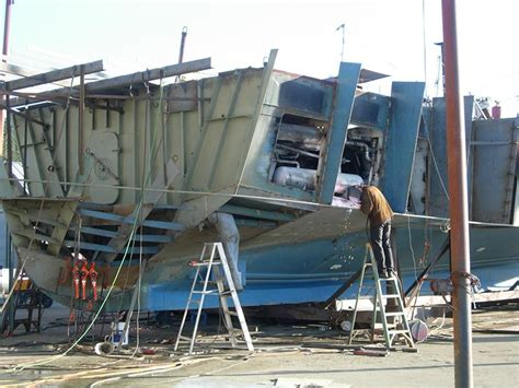 commercial fishing boat builders west coast commercial vessel repairs giddings boatworks