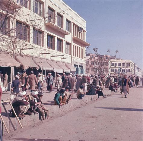 Afghanistan In Color In The 1960s: Before The Wars - Flashbak