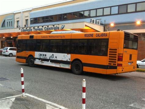 amac catanzaro da luned 236 in vigore orario invernale per gli autobus amc