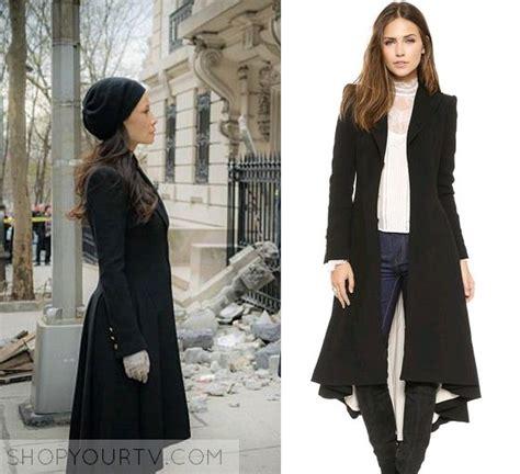 Joan Watson Wardrobe by Liu Coats And Coats On