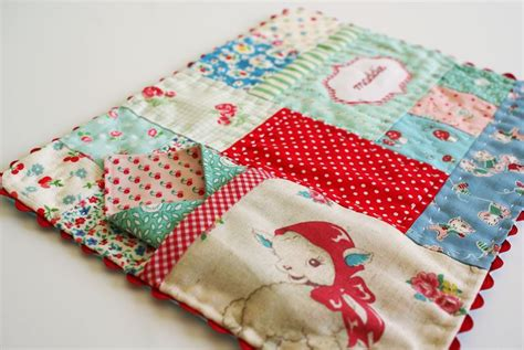 Patchwork Placemat Patterns - for maddie nanacompany