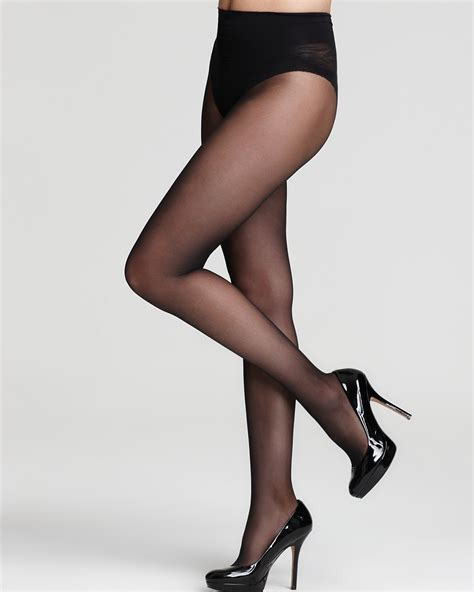 Wolford 20 Sheer Tights   Tummy Control #018517   Bloomingdale's