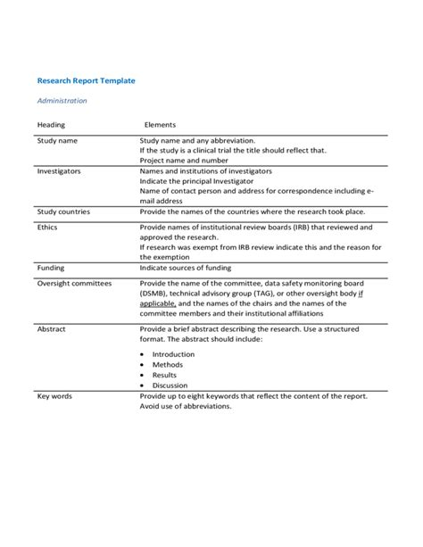 usaid cv template research report template usaid learning lab free