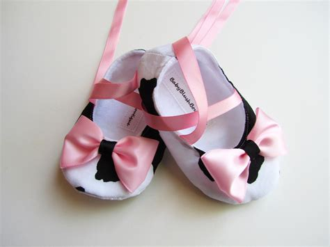 baby shoes moo cow soft ballerina slippers baby booties