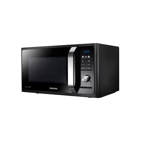 Microwave Oven Samsung Me731k samsung ms23f301tak black microwave 23 litres