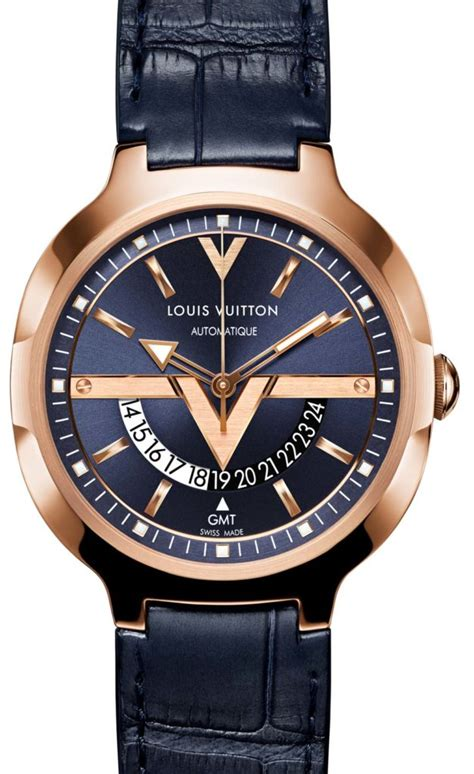 Louis Vuitton Voyager GMT Watch   aBlogtoWatch