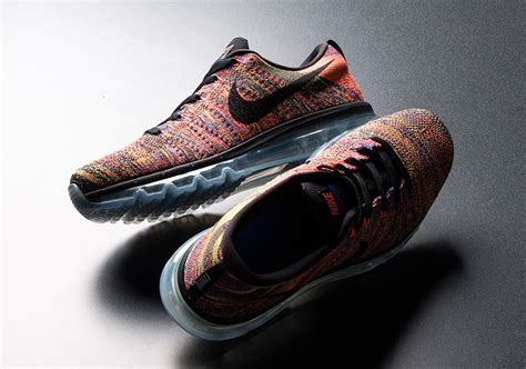 Sepatu Nike Airmax Flyknite 06 nike flyknit air max multi color 2016 sneakernews