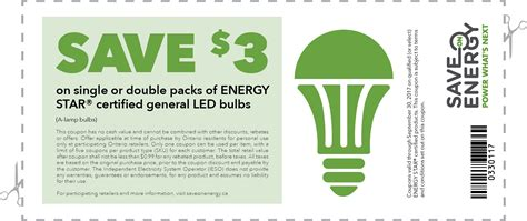 Save Energy Residential Coupons Energy Star Led Led Light Bulb Coupons