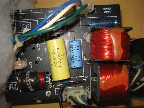 capacitor audio help capacitor crossover network 28 images 3107 crossover capacitors what are three way speaker