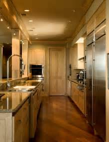 Kitchen Galley Design Ideas by Galley Kitchen