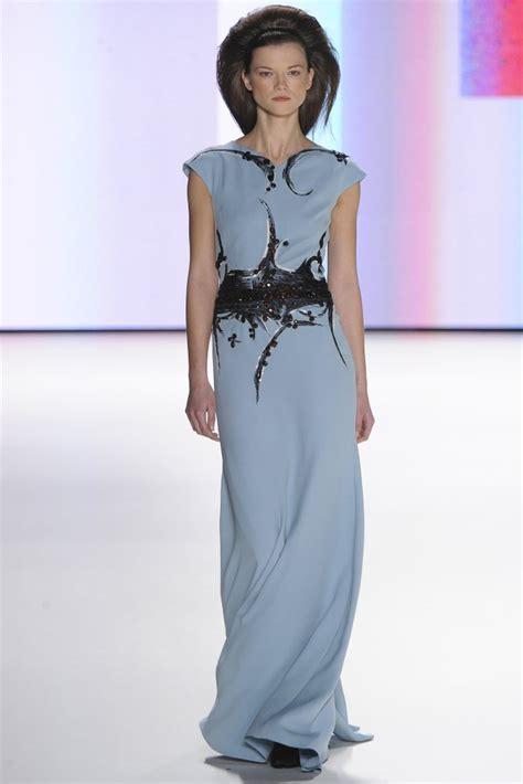 Herrera Kasia A carolina herrera fall 2012 new york fashion week