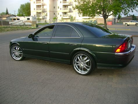 2000 lincoln ls ballin ls 2000 lincoln ls specs photos modification info