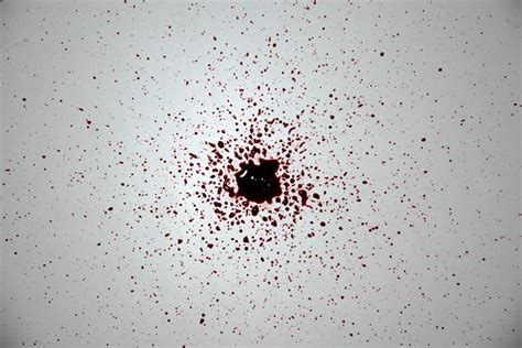 bloodstain pattern analysis terminology drip pattern bloodstain pattern analysis terminology