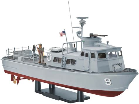 revell 1 48 us navy swift boat pcf plastic model kit - Swift Boat Model Kit