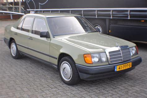 how cars engines work 1986 mercedes benz s class regenerative braking mercedes benz 200d 1986 catawiki