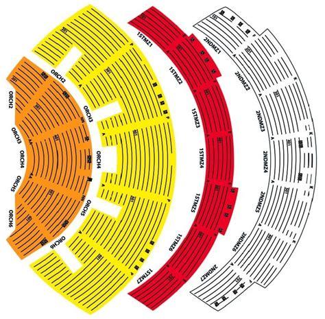 caesars colosseum seating caesars colosseum seating chart world of menu and chart