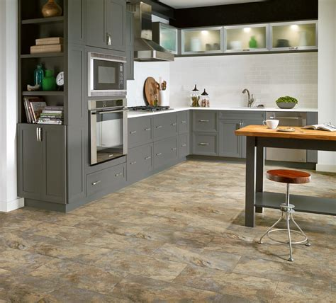 Armstrong Luxe Fastak Lexington Slate Sand and Sky Luxury