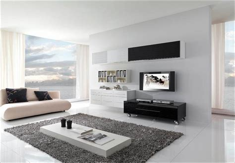 modern minimalist design of living room designwalls com 60 top modern and minimalist living rooms for your
