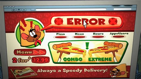 scow wiki image pizzarriba 20 png the looney tunes show wiki