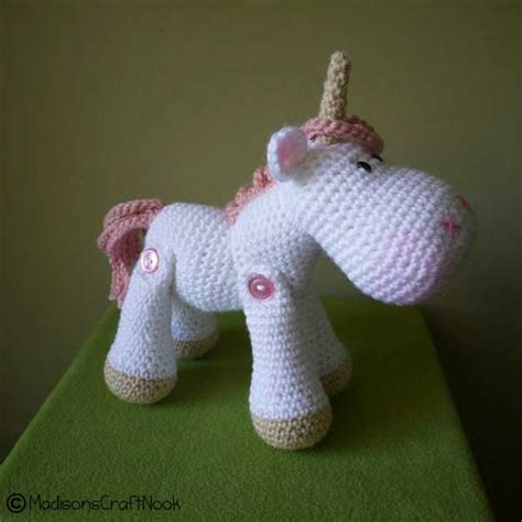 amigurumi pattern unicorn amigurumi unicornio slugom for