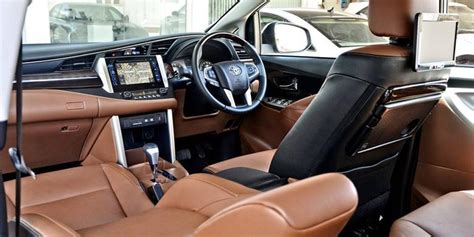 Modif Inofa by Inspirasi Modifikasi Ringan Toyota Innova Kompas