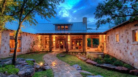 U Shaped Ranch House Plans u shaped ranch house dream home pinterest
