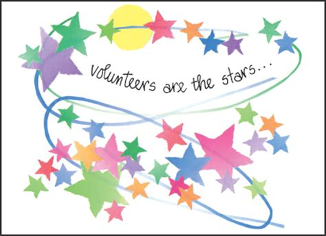 Thank You For Gift Card Sle - classic volunteer thank you cards for sale it takes two inc