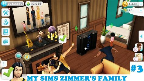 my sims mobile the sims mobile gameplay play with my sims in zimmer s