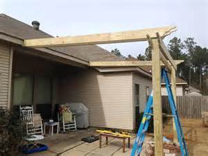 Pergola Designs Attached To House by Pergola Design Ideas Building A Pergola Attached To House