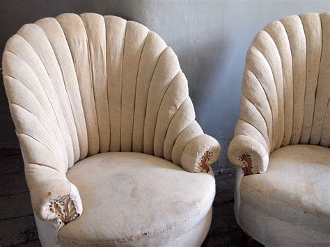shell armchair pair of french shell chairs puckhaber decorative antiques specialists in