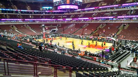 united center section 120 united center section 120 chicago bulls rateyourseats com