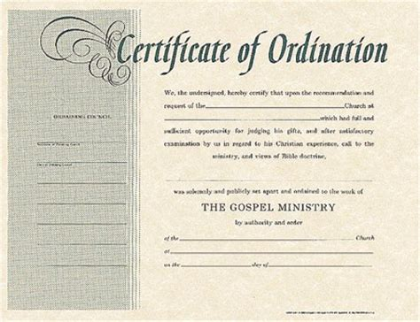 baptist minister certificate pictures to pin on pinterest