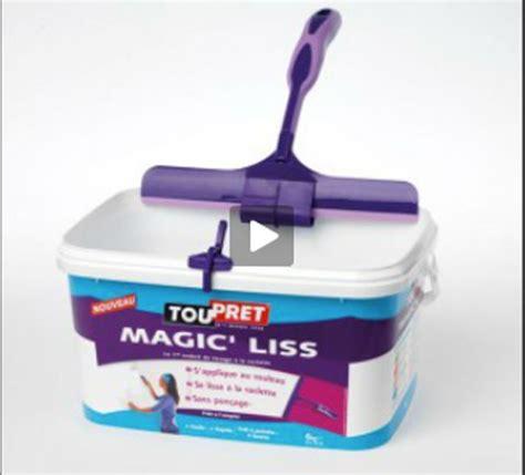 Magic Liss Plafond by L Enduit De Lissage Au Rouleau Magic Liss De Toupret
