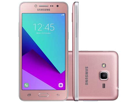 Z Samsung J2 Smartphone Samsung Galaxy J2 Prime Tv 8gb Rosa Dual Chip 4g C 226 M 8mp Selfie 5mp Tela 5 Quot Qhd