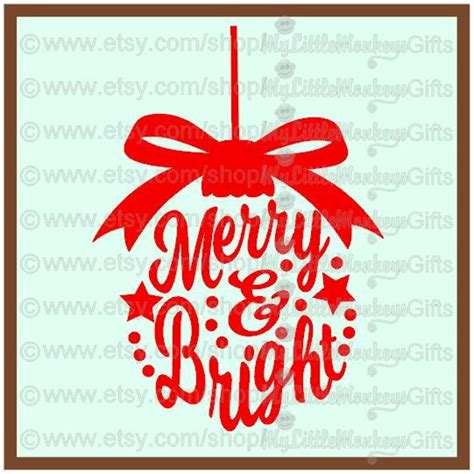 merry clipart free clip merry and bright cliparts
