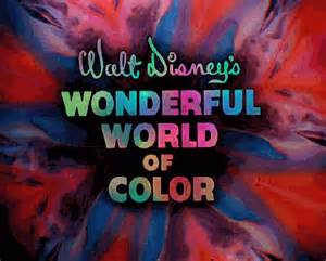 disney s wonderful world of color walt disney s wonderful world of color