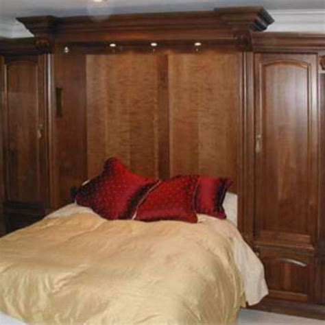murphy bed armoire custom queen murphy bed and armoire by woodshop artisans