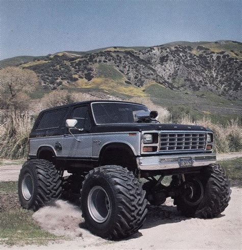 bronco car bronco truck do you remember the desert beast ford