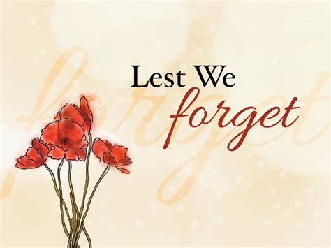 Lest We Forget by Lest We Forget Nov 10th 2016 Vox Humana Chamber Choir