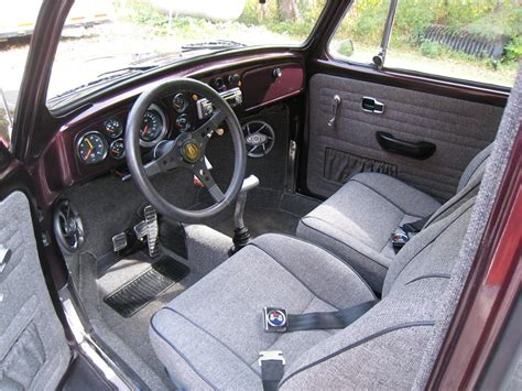 volkswagen sedan interior 1969 volkswagen beetle 2 door sedan 161455