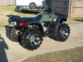 Honda 420 Rancher Accessories Where They At Honda Rancher 350 Lets See Them High