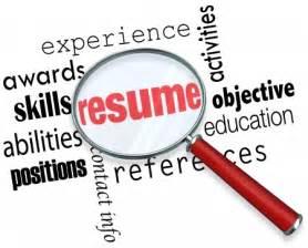 Curriculum Vitae Requirements by Resume Design Liz M Lopez