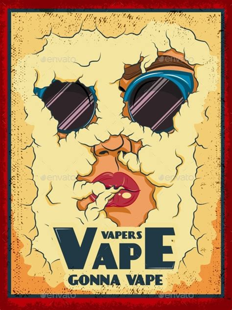 colored vape vape colored poster by vectorpot graphicriver