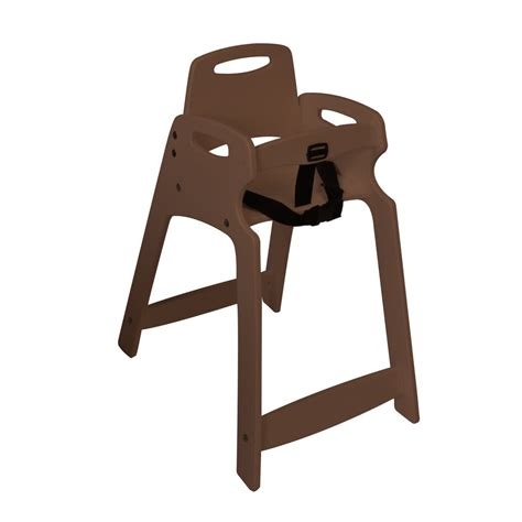 Haigh Chair Cocholatte 039 koala kare kb833 09 brown assembled recycled plastic high chair