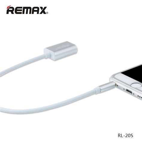rl 20s aux 3 5mm audio cable splitter remax