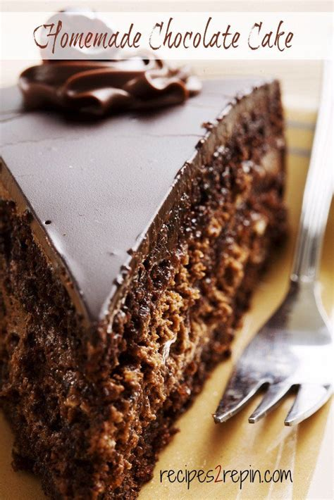 this is a very simple recipe for a chocolate cake that i wanted to try recently i was surprised