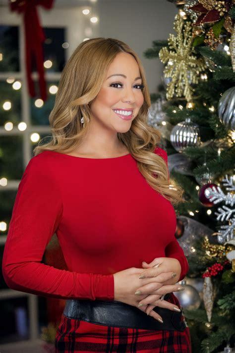 megan park new hallmark movie mariah carey s merriest christmas hallmark channel