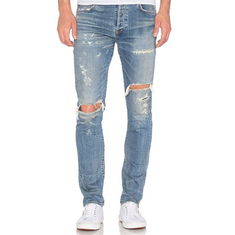 Knee Ripped Washed Premium Quality All Brand New list manufacturers of brand name buy brand
